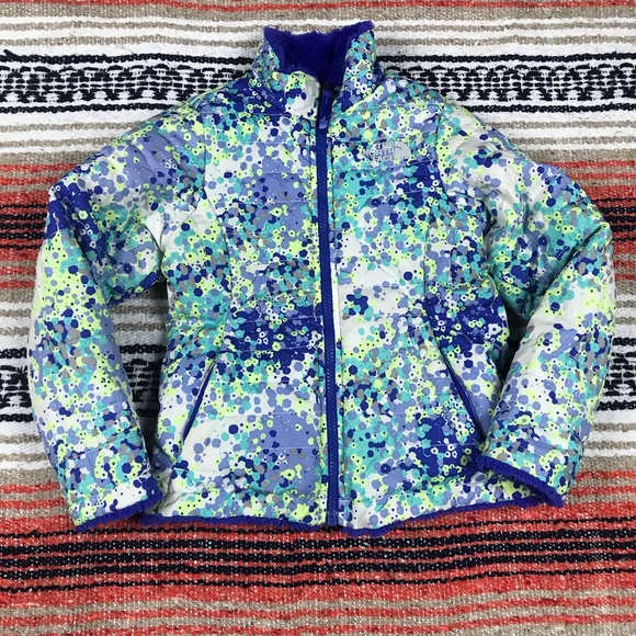 e10d362c1 The North Face Mossbud Reversible Girls Jacket 6
